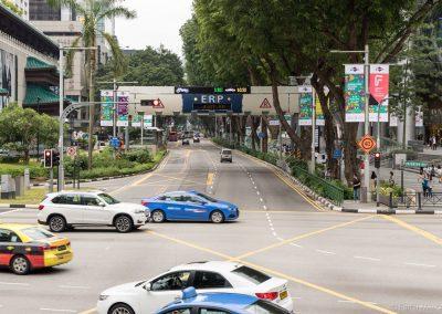 Busrundfahrt, Singapur