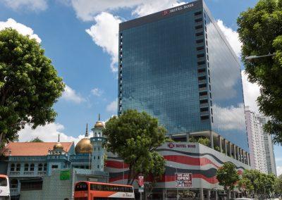 Hotel Boss, Singapur