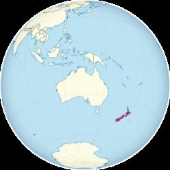 Neuseeland Südhalbkugel