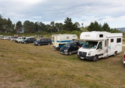 Freie Campsite Warrington Domain, Warrington, Neuseeland