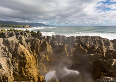 Pancake Rocks, West Coast, Neuseeland