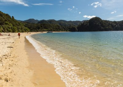 Anchorage Bay, Abel Tasman NP, Neuseeland
