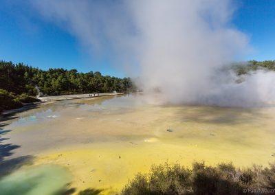 Waiotapu Thermal Wonderland, Neuseeland