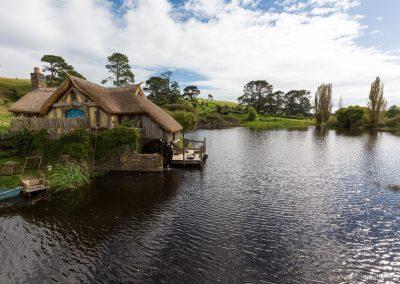 Hobbiton Movie Set Tour, Matamata, Neuseeland