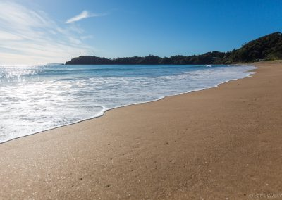 Wooleys Bay bei Matapouri, Northland, Neuseeland