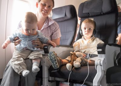 Flug von Auckland nach Rarotonga