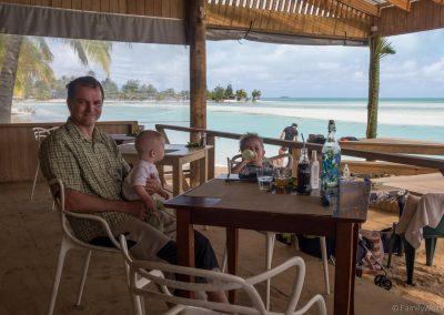 Blue Lagoon Restaurant, Aitutaki, Cookinseln