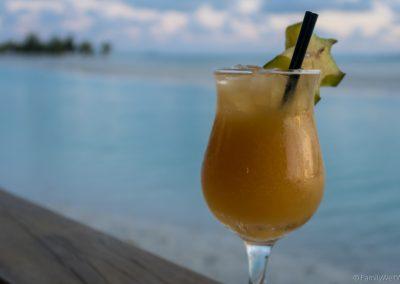 Leckerer Cocktail, Aitutaki, Cookinseln