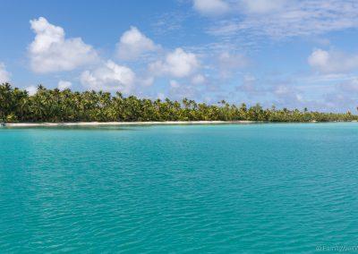Akaiami, Lagoon Cruise , Aitutaki, Cookinseln