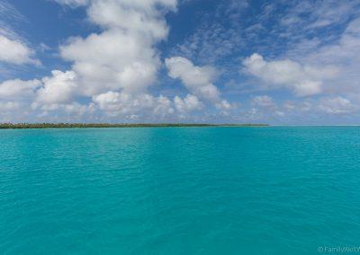 Tekopua, Lagoon Cruise , Aitutaki, Cookinseln