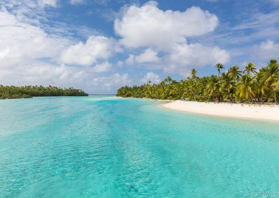 Tekopua und One Foot Island, Lagoon Cruise , Aitutaki, Cookinsel