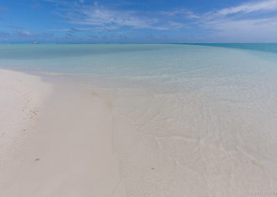 Heaven Island, Lagoon Cruise , Aitutaki, Cookinseln
