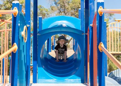 Spielplatz, Capel, West-Australien