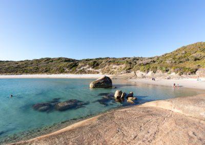 Elephant Rocks, Greens Pool , William Bay National Park, West-Australien