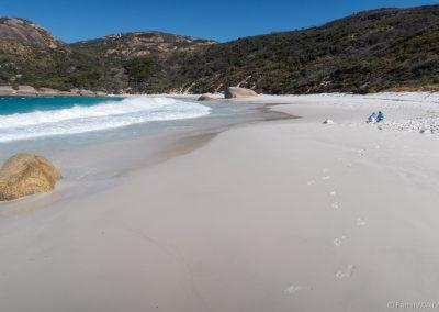 Little Beach, Two People Bay National Reserve, West-Australien