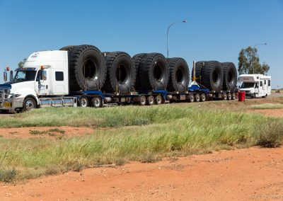 Road Train, West-Australien