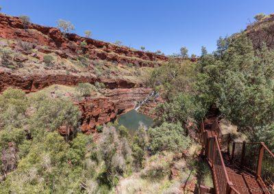 Dales Gorge, Karijini NP, West-Australien