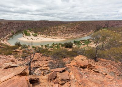 The Loop Walk, Kalbarri NP, West-Australien