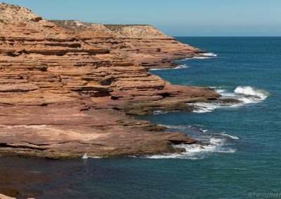 Küste bei Pot Alley, Kalbarri NP, West-Australien