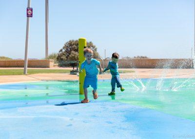 Wasserspielplatz, Geraldton, West-Australien
