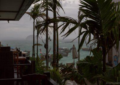 Starker Regen, Cabana Lipe, Ko Lipe