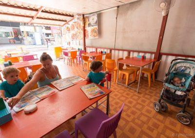 Mittagessen Bombay Restaurant, Ko Lipe