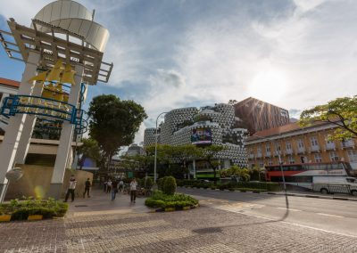 Bugis, Singapur