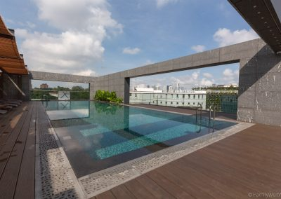Pool, 30 Bencoolen, Singapur